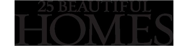25 Beautiful Homes logo