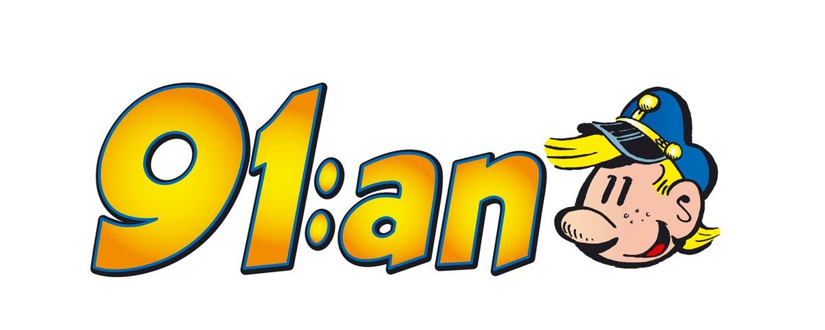 91:an logo
