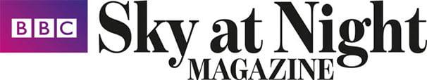BBC Sky at Night Magazine logo