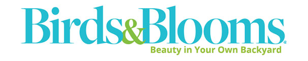 Birds & Blooms logo
