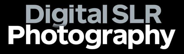 Digital SLR Photography -lehden logo