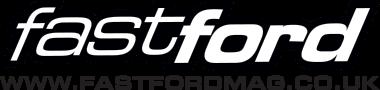 Fast Ford Magazine logo