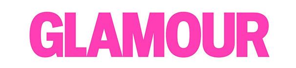 Britannian Glamour-lehden logo