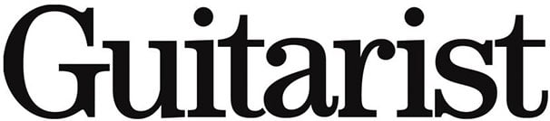 Guitarist-lehden logo