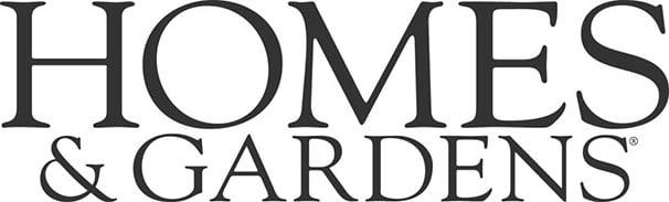 Homes & Gardens -sisustuslehden logo