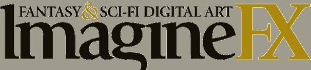 ImagineFX-lehden logo
