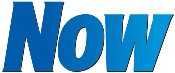 Now-lehden logo