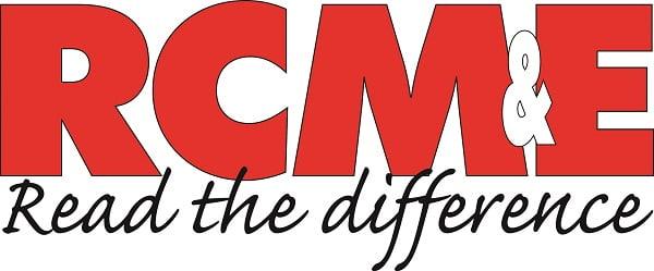 RCM&E-lehden logo
