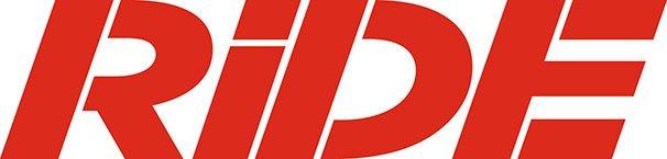 RiDE moottoripyörälehti logo