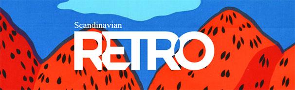 Scandinavian Retro Magazine logo