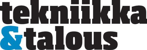 Tekniikka&Talous-lehden logo