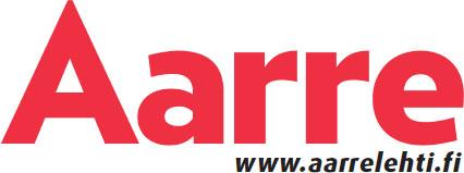 Aarre-lehden logo