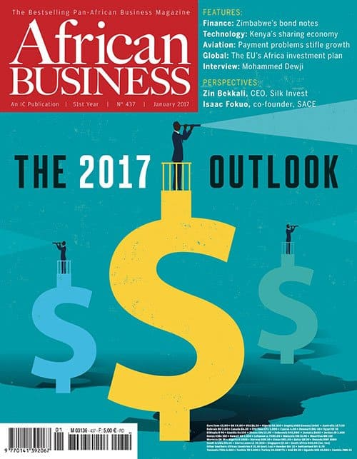 African Business 1/2017. The 2017 Outlook.