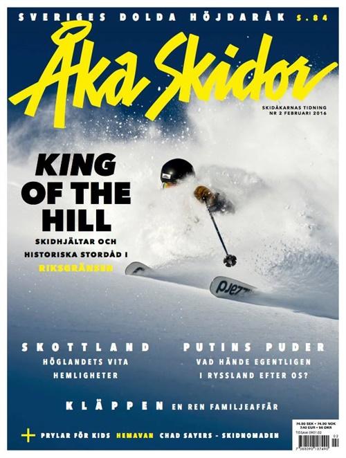 Åka Skidor 2/2016. King of the Hill.