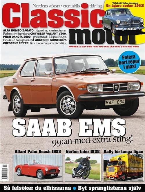 Classic Motor 11/2016