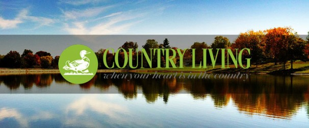 Country Living UK lehti