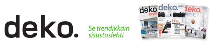 Deko - Se trendikkäin sisustuslehti