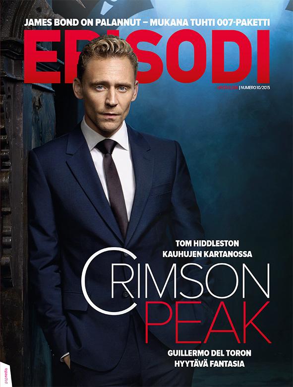 Episodi 10/2015. James Bond 007. Crimson Peak.