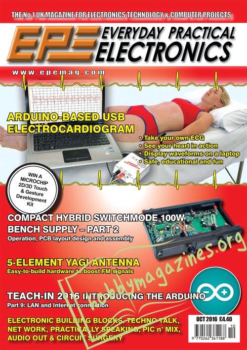 Everyday Practical Electronics 10/2016