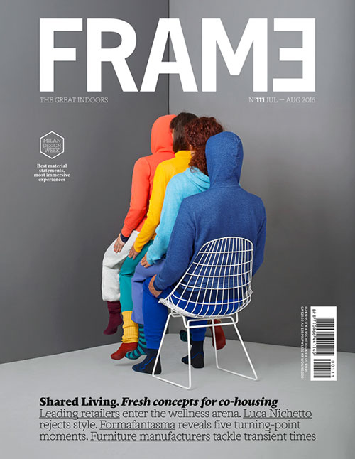 Frame 7-8/2016. Shared living. Fresh concepts for co-housing.