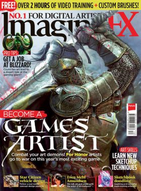 ImagineFX 2016 Games Issue. Become a Games Artist. Combat your art demons. For Honor artists go to war on this year's most exciting game.
