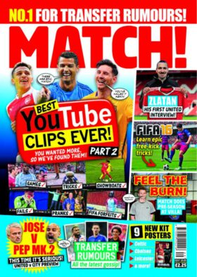 Match! (19.7.2016). Best YouTube Clips Ever.