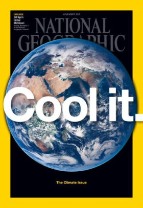National Geographic USA 11/2015. Cool It.