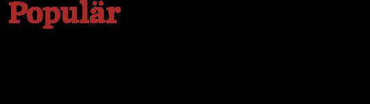 Populär Historia logo