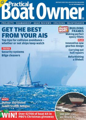 Practical Boat Owner 12/2016. Get the best from your AIS.