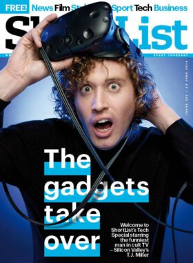 ShortList #427. The Gadgets Take Over.