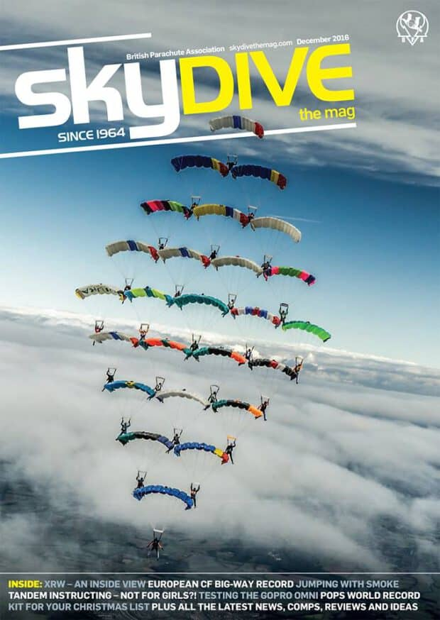 Skydive the Mag 6/2016