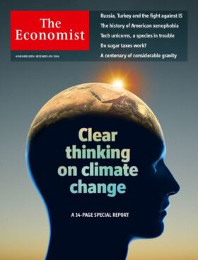 The Economist. Clear Thinking on Climate Change.