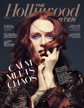 The Hollywood Reporter (6.2.2015). Julianne Moore.